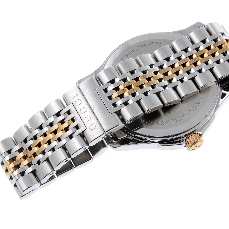 GUCCI - a gentleman's Timeless bracelet watch. - Image 2 of 4