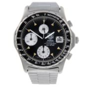 TAG HEUER - a gentleman's 2000 Series 'Die Hard II' chronograph bracelet watch.