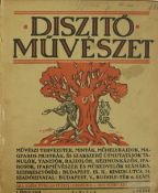 With Numerous Fine Coloured Plates Periodical: Diszito Muveszet, Nos 1 - 6, 6 Nos.
