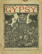 Periodical: Tynan (K.), De la mare (W.)etc., Contributors, The Gypsy, 4to L.