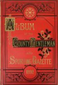Hundreds of Full Page Litho Portraits Periodical: The County Gentleman Album, 1889, 1892, 1893,