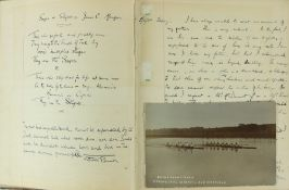 Journal of a Young Drogheda Lawyer & Member of The Rowing Club Co.