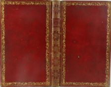 With Hand-Coloured Plates Binding: [Walpole (Horace)] Castle of Otranto, A Gothic Story,