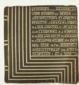 Periodical: Hoffmann (J.)., De Klerk (M.