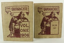 Highly Important Literary Periodical Periodical: The Shanachie, An Illustrated Irish Miscellany,
