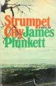 Plunkett (James) Strumpet City, 8vo L. 1969, Signed on f.e.p., cloth and d.j.