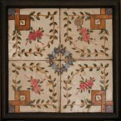 LOTTO DI DUE PANNELLI - LOT OF TWO PANELS
