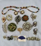 Collection of dress jewellery