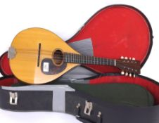 1928 C.F Martin A style mandolin, no. 13851, branded to the inner back and back of the head, with