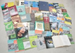 Selection of principally art reference books, to include various volumes of The Studio; H.Davis