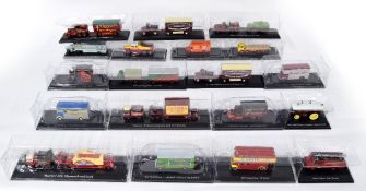 Editions Atlas 'The Greatest Show on Earth' - Nineteen circus series die cast scale models