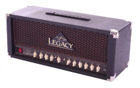 Bernie Marsden - Carvin Steve Vai Signature Legacy 100 guitar amplifier head unit, made in USA. ser.