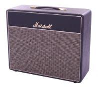 Bernie Marsden - 2004 Marshall 1974CX 1 x 12 guitar amplifier speaker cabinet, made in England, ser.