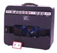 Bernie Marsden - Burns Orbit 3 All Transistor guitar amplifier, ser. no. 676, complete with original