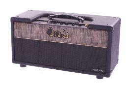 Bernie Marsden - 2013 Paul Reed Smith (PRS) Paul's Amp 50 watt guitar amplifier head, ser. no.