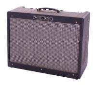 Bernie Marsden - 2000 Fender Hot Rod Deluxe guitar amplifier, made in USA, ser. no. B-116655 *An