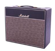 Bernie Marsden - 2006 Marshall model 1974X guitar amplifier, made in England, ser. no. M-2006-04-