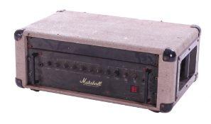 Bernie Marsden & Neil Murray (Whitesnake) - Marshall Model 3540 400 watt integrated bass system rack