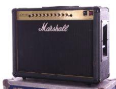 Bernie Marsden - 1990 marshall JCM 900 model 4102 100 watt High Gain Dual Reverb guitar amplifier,