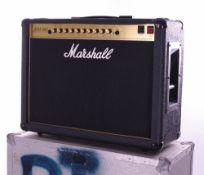 Bernie Marsden - 1990 Marshall JCM 900 model 4502 50 watt High Gain Dual Reverb guitar amplifier,