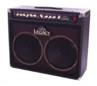 Bernie Marsden - Carvin Steve Vai Signature Legacy 212 guitar amplifier, made in USA, ser. no.