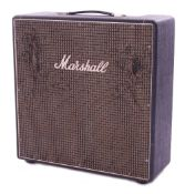 Bernie Marsden - 1974 Marshall JMP Lead and Bass 20 2 x 10 combo guitar amplifier, made in