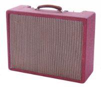 Bernie Marsden - Boutique Valve 2 x 8 combo guitar amplifier enclosing a pair of Celestion Super 8