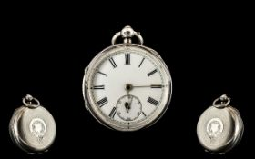 Victorian Pocket Watch.