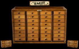 Collectors Cabinet.