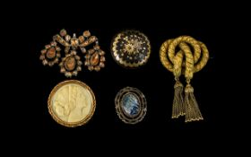 Collection Of Antique Jewellery.