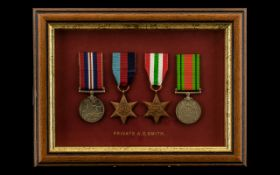 World War II Military Medals ( 4 ) Award