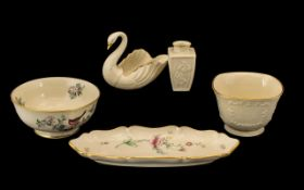 Collection of Lenox China comprising a C