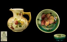 Moorcroft Small Tubelined Small Footed D