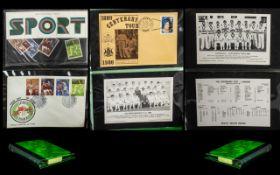 Cricket Interest A 1980 Centenary Test M