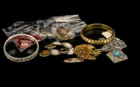 Collection of Vintage Jewellery to inclu