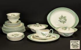 Wedgwood 'Barlaston' Dinner Service comp