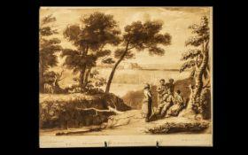 John Boydell (1774-1819) Mezzotint Etchi