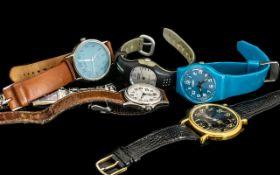 Six Misc Fashion Watches ( 2 ) Lorus, Li