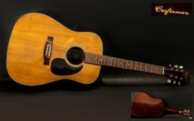 Craftsman Classical Acoustic Guitar. La