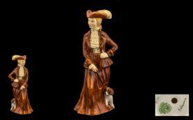 Renaissance Petite Ladies 'Rebecca' Figu