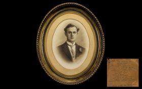 Flanders Field Hero Pte. Walter Mayor 22