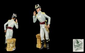 Royal Doulton Handpainted Figure - 'Morn