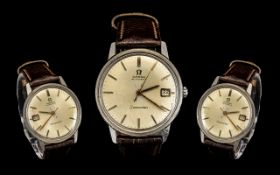 Omega Automatic Seamaster Steel Cased Ge