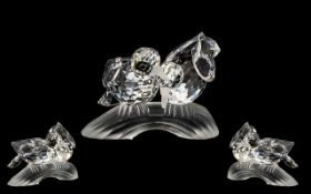 Swarovski Crystal Superb S.C.S Annual Ed