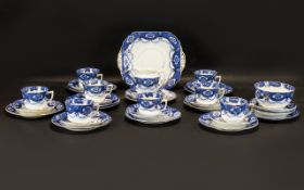 Part Tea Service by Doric China England
