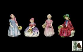 Royal Doulton Figures to include Linda 2