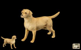 Beswick Labrador Dog. Large Beswick dog,