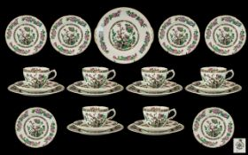 Royal Grafton Tea Service. 19 Piece Tea