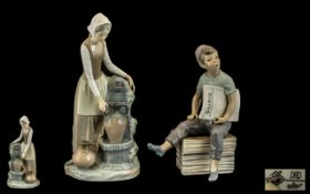 Nao by Lladro - Early Porcelain Figures