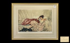 Russell Flint Limited Edition Print with